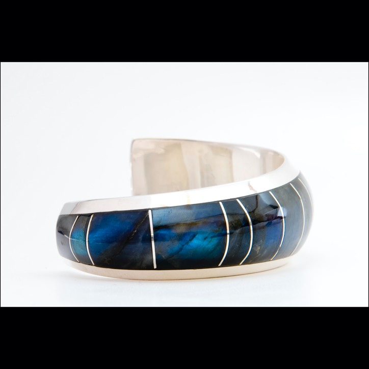 Labradorite-Inlay